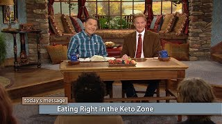 Eating Right in the Keto Zone