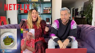 The Circle Season 2 | Lance Bass Reacts To Being Catfished | Netflix