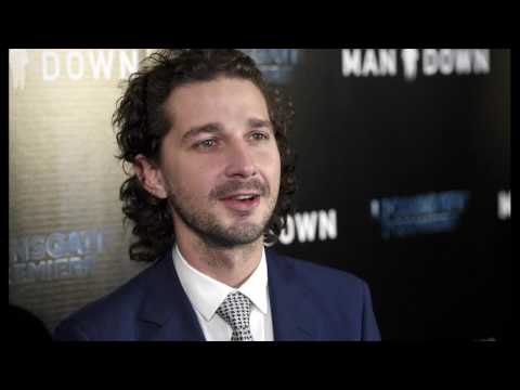 Shia LaBeouf film 'Man Down' sells just one ticket at U.K. premiere