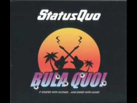 Status Quo 'Rockin All Over The World' New 2013 Version