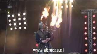 Rapalje - Wilhelmus - Bevrijdingsfestival Zwolle