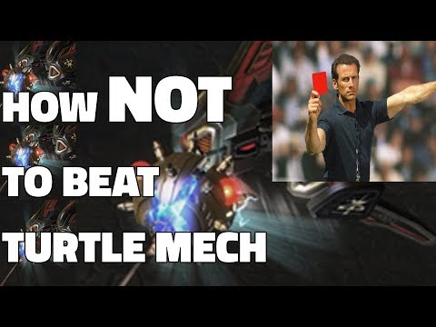 How NOT To Beat Turtle Mech (ft. Red Card & Assorted Red Things)