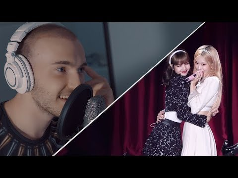 Blackpink Private Stage | Lisa & Rosie - L.O.V.E. | The Duke [Reaction]