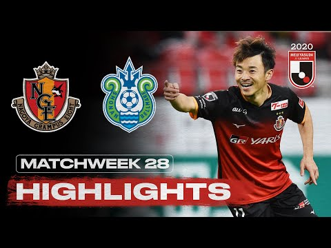 Nagoya Shonan Goals And Highlights