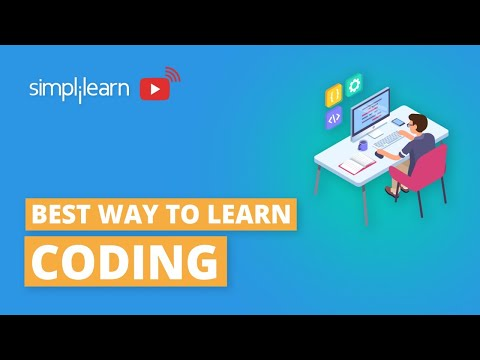 Best Way To Learn Coding In 2021   How To Learn Coding For Beginners   Simplilearn
