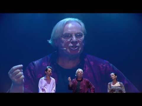 Andreas MAMET, mantras et vibrations de l'eau - Christina GOH, chant et percussions