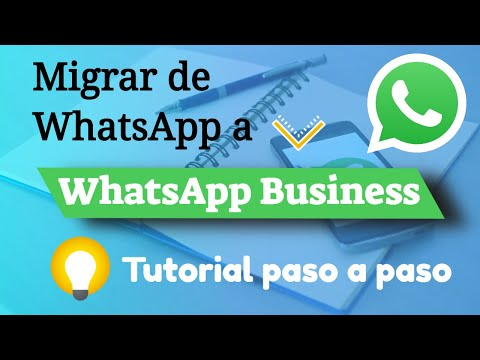 Migrar de WhatsApp a WhatsApp Business thumbnail