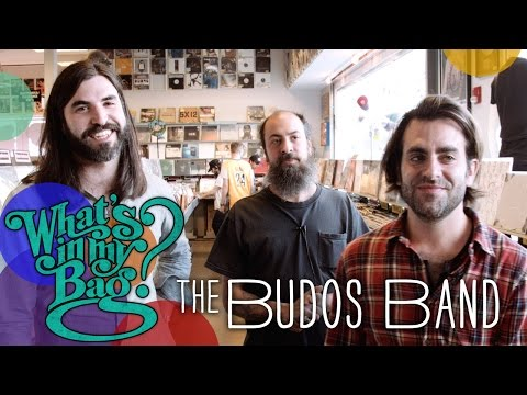 The Budos Band - What's In My Bag?