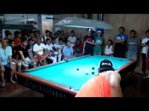 "Ronnie Alcano Vs Michael ""Mokong"" Baoanan (Sta.Cruz,Manila) Part 1"
