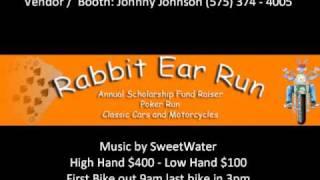 Rabbit Ear Run - Ad