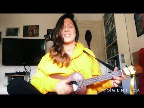 COEZ - LA MUSICA NON C'È ukulele cover Alessia Orlandi