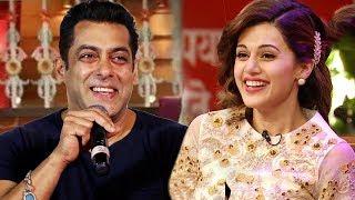 Salman Khan के साथ काम करने के लिए Taapsee Pannu है Super Excited