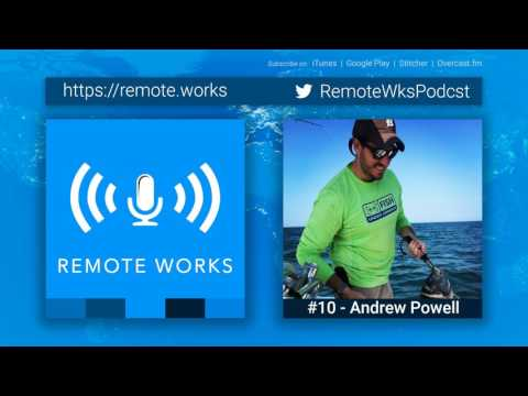 Episode 10 - Andrew Powell / Hudson Bay Company