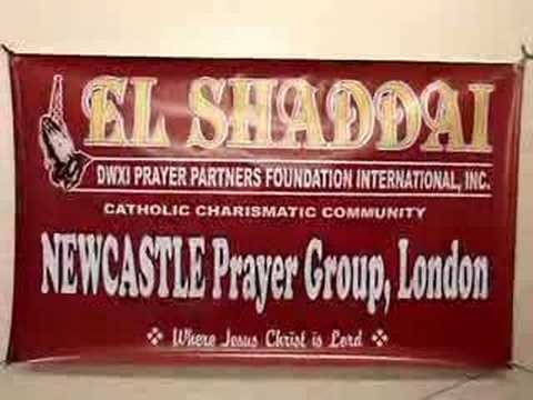 El Shaddai Newcastle prayer Group UK