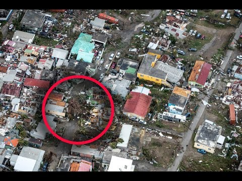 Hurricane Irma : Catastrophic pictures from the Caribbean islands, hotels, boats, houses, airports,