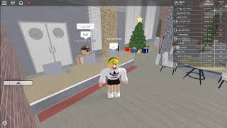 Roblox Series 1 - Season 1 Ep 2. Lake Side Cafe LSC training passed