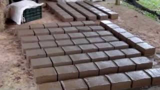 Adobe Brick, Adobe Block, Earthbag: Two (2) Methods Of Making Adobe Bricks