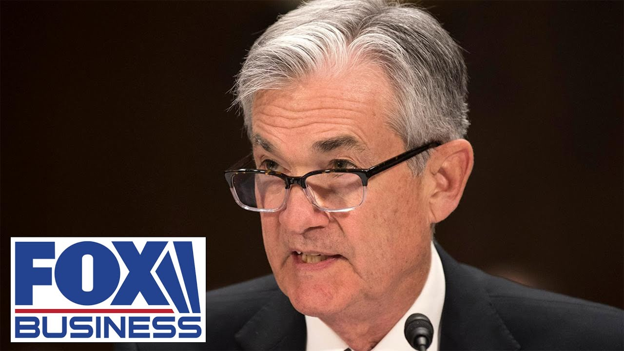 Live: Fed Chair Powell testifies before the House Financial Services committee - FOX Business