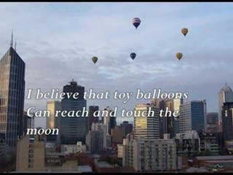 [i believe in dreams]