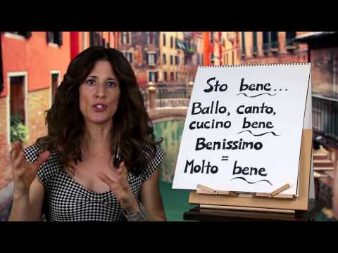 Learn Italian For Travel: Bello Buono Bravo & Bene