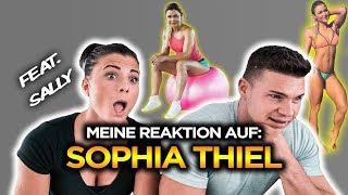 Meine Reaktion auf: SOPHIA THIEL | SMARTGAINS