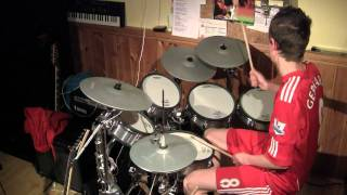 Kamelot - If Tomorrow Came(drum cover)