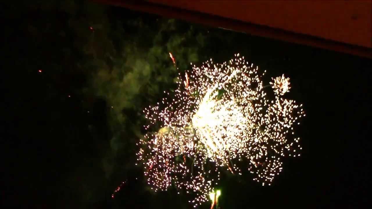 Feuerwerk Neubrandenburg