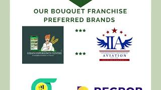 Premium Bouquet franchise - Opportunity to Become Franchise - 3 in 1
