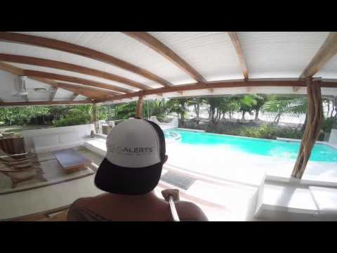Day Trading Break in Costa Rica With Cameron Fous