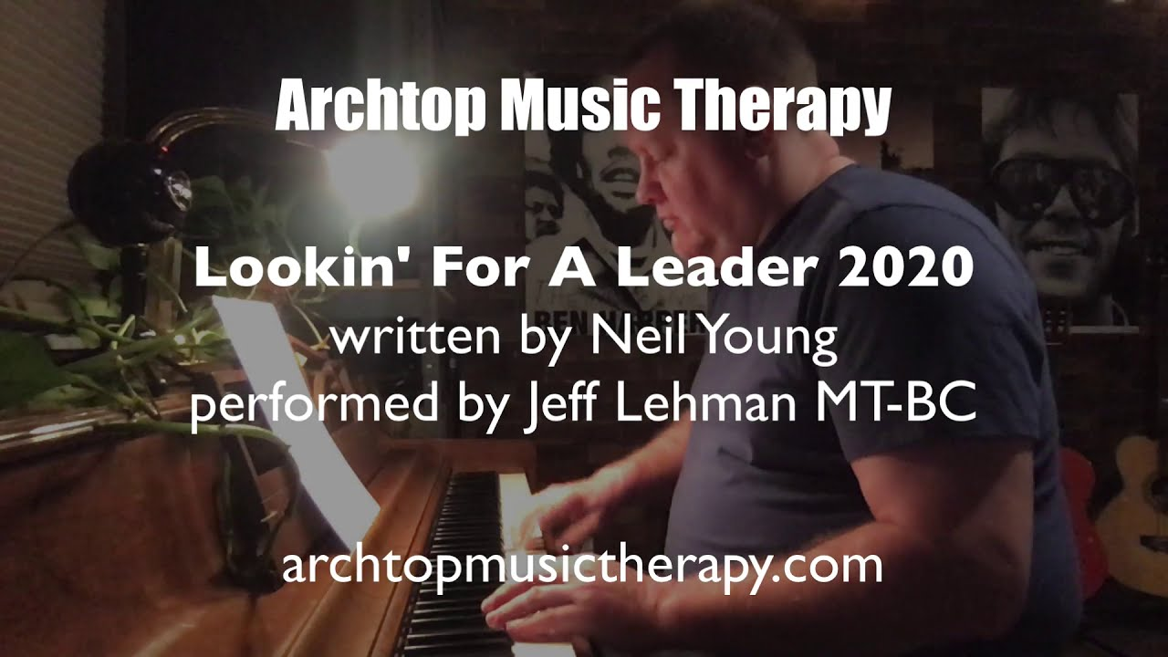 Download Lookin' For A Leader 2020 [Neil Young cover]