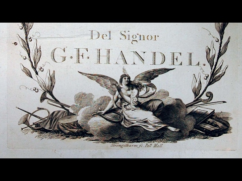 Handel: Music For Trumpet & Organ (arr. Trumpet & Organ Michel Rondeau)