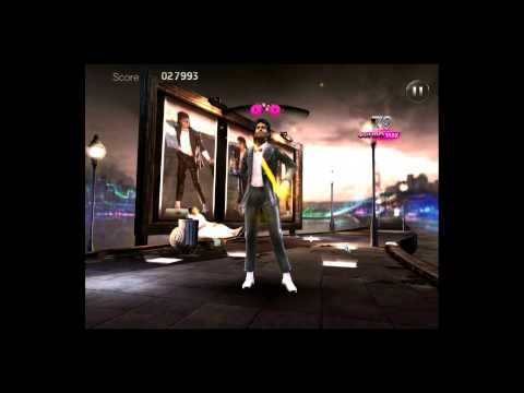 Michael Jackson: The Experience - Billie Jean (3DS Version)