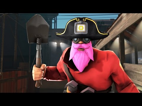 TF2 - Friendlies Episode 9: The Shovel Soldier