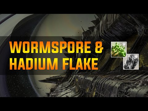 Destiny: Fastest way to farm Wormspore & Hadium Flake