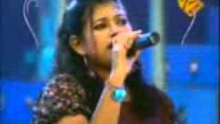Tamasree Ghosh sang Firta Rahu Darbader on Zee TV