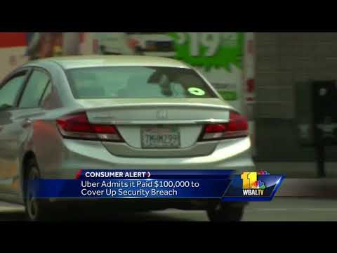 Video: Uber hack affects data of 57 million riders