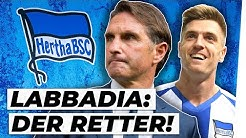 Hertha BSC: Deshalb ist Labbadia der Anti-Klinsmann!