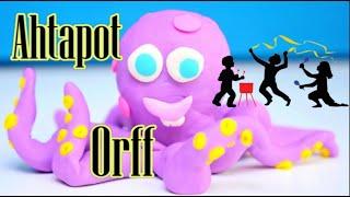Ahtapot Çocuk Şarkısı Orff Hareketleri Sekiz Kolum Var Benim Orff Şarkısı Büşra Gençel