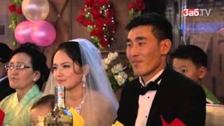 Монголы угостили журналистов ЗабТВ незаконным ужином