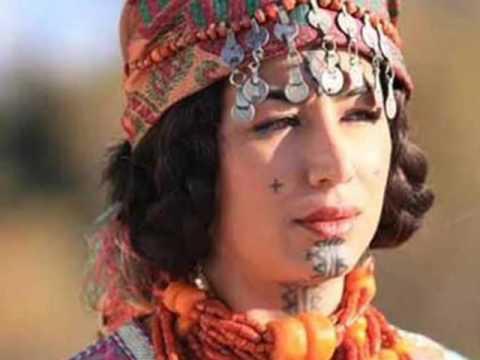 الاروع اغنية عن المغربيات مع ازيائهن المتنوعة  ♥ Beautiful Moroccan Woman