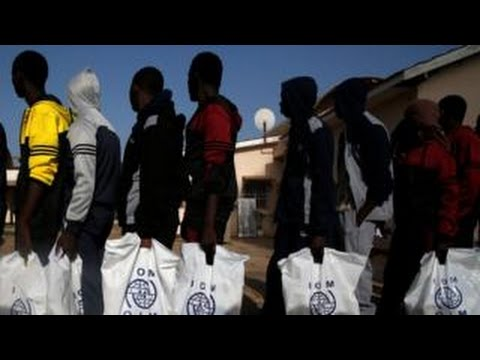 Libya brings back the Slave Trade. Black media is silent