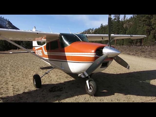 Indian Creek Airstrip (S81)