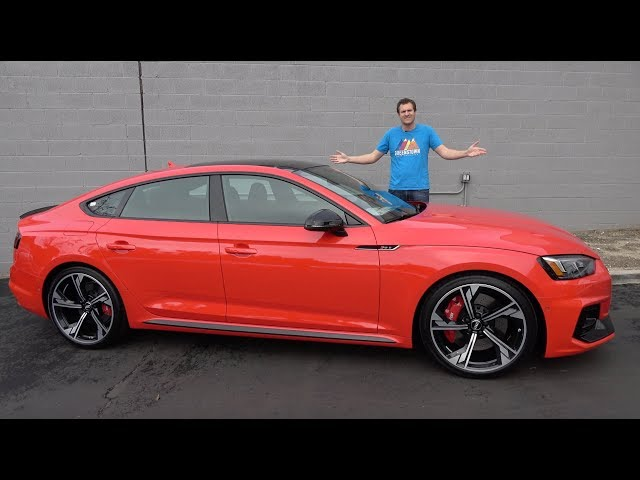Heres Why the Audi RS5 Sportback Is My Favorite New Audi