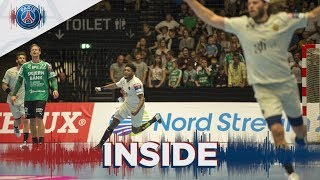 Skjern - PSG Handball : l'inside