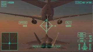 Ace Combat X: Skies of Deception Playthrough - Part 13 - Alect Squadron