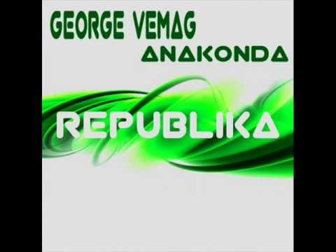 George Vemag - Anakonda (Original mix) as played on Christopher Lawrence Rush Hour Radioshow...