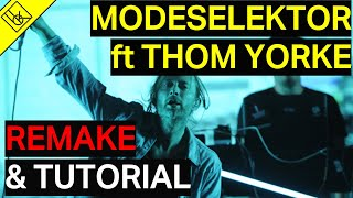 Modeselektor ft Thom Yorke - Shipwreck Remake | Tutorial | Free Ableton Project File and Samples