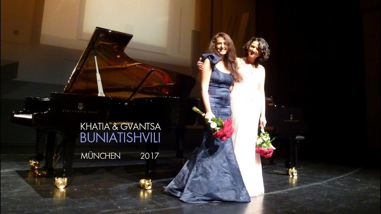 Khatia Buniatishvili | Free Listening on SoundCloud