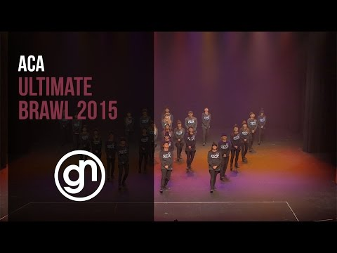 ACA [1st Place] | Ultimate Brawl XV 2015 [Official 4K]