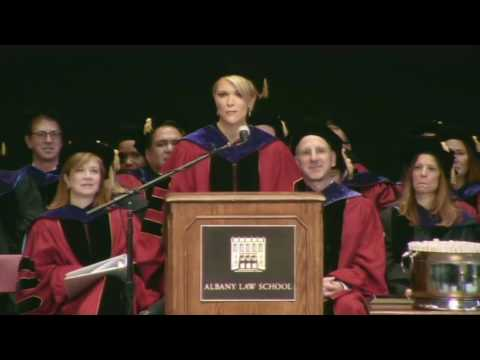 Megyn Kelly Commencement Speech at Albany Law School